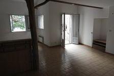 2 Pièces terrasse et mezzanine sur séjour 450 Bourg-Saint-Andéol (07700)