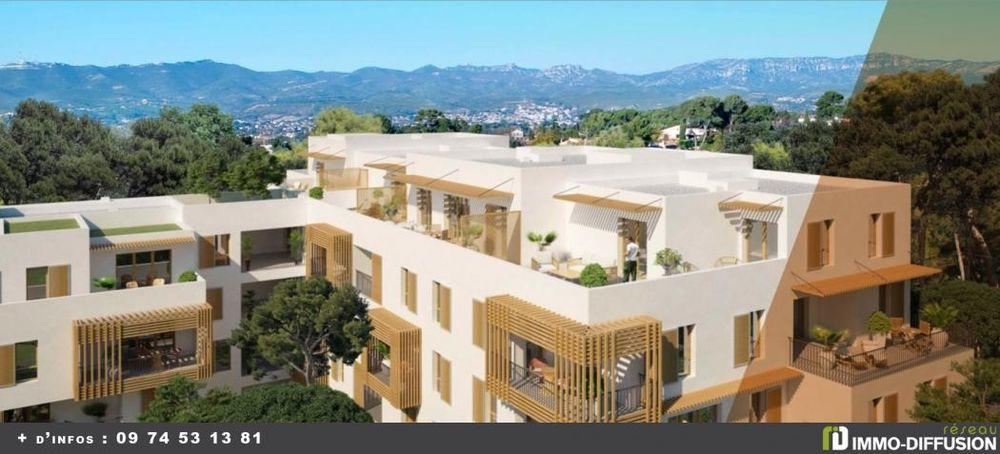 Vente Appartement 2 Pièces Marseille 12