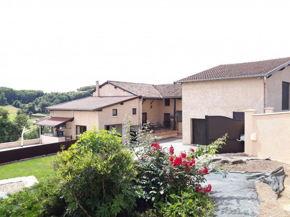 Vente Maison Maison  à Brussieu