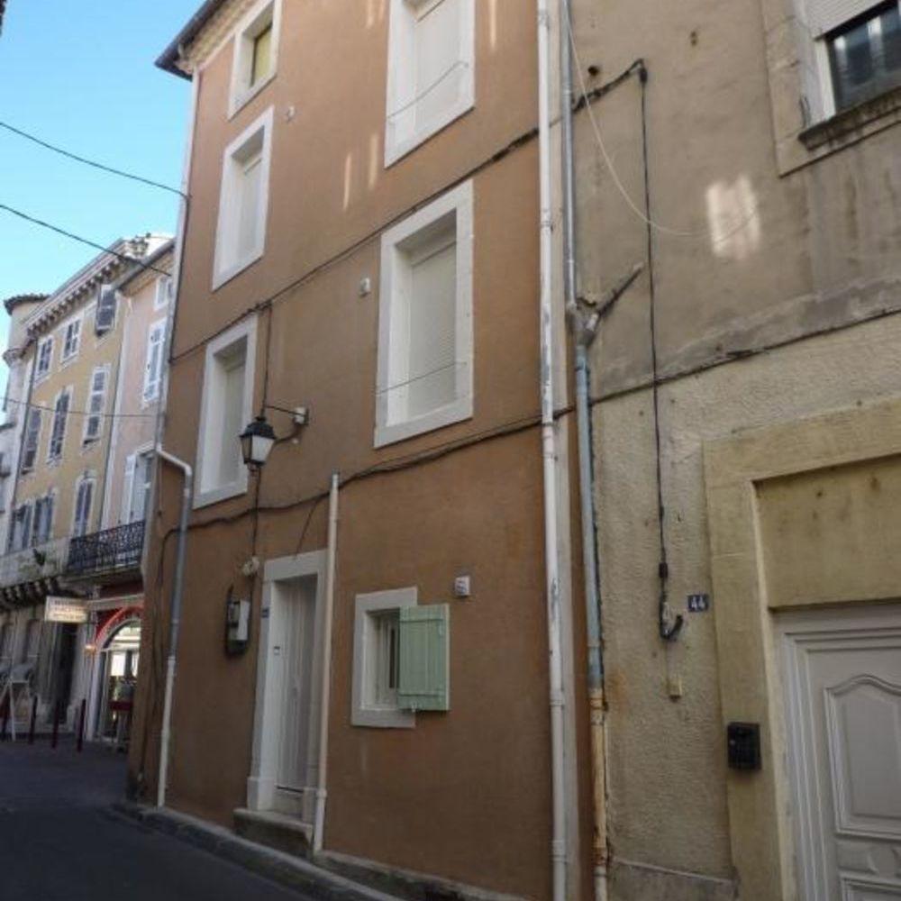 Vente Appartement 4 Pièces Avec local commercial  à Bourg saint andeol