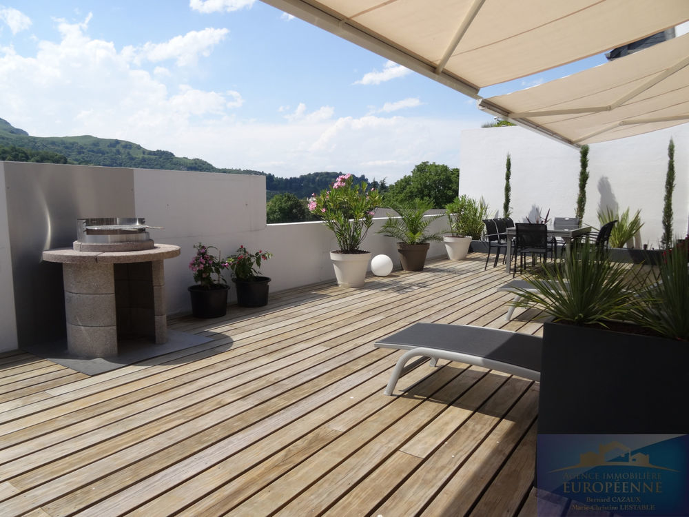 Vente Appartement LOURDES CENTRE, BIEN UNIQUE, Duplex de 200 m2 avec terrasse  à Lourdes