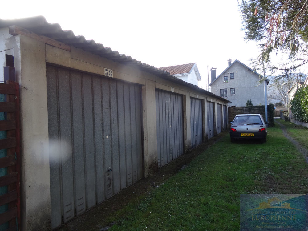 Location Parking/Garage Proche gare garage Lourdes