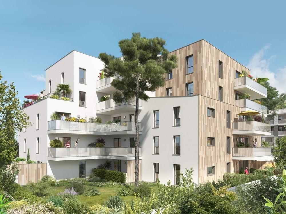 Vente Appartement T2 41 m2 terrasse 12 m2 beaux arts aiguelongue montpellier  à Montpellier