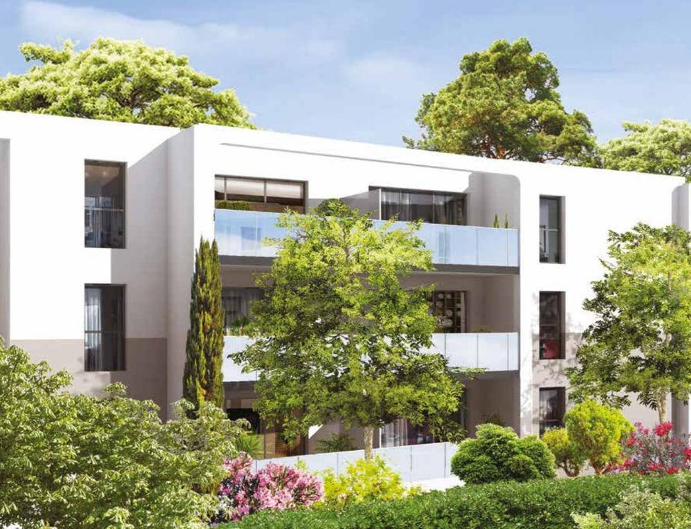 Vente Appartement appartement T2 42 m2 terrasse 44 m2 pompignane castelnau le lez  à Castelnau le lez