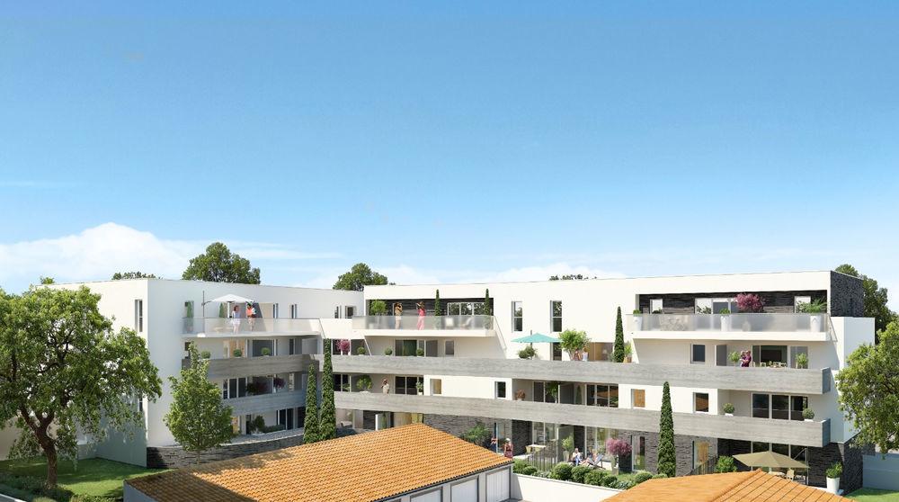 Vente Appartement appartement T3 62 m2 entre croix d'argent et près d'arènes  à Montpellier
