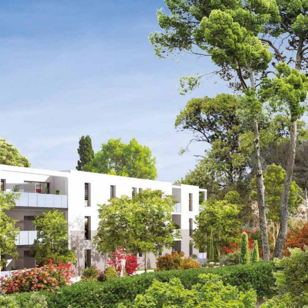 Vente Appartement appartement T2 38 m2 avec terrasse castelnau  à Castelnau le lez