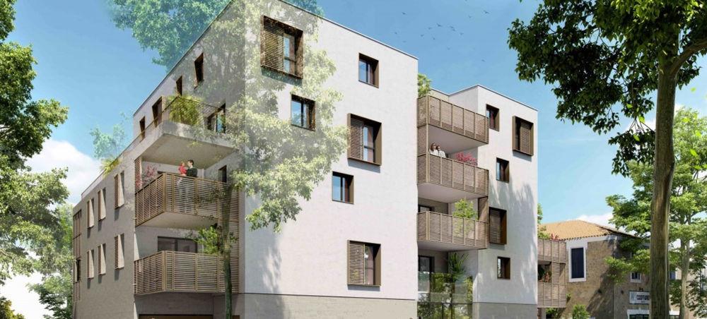 Vente Appartement T2 43 m2 terrasse 14 m2 beaux arts montpellier  à Montpellier