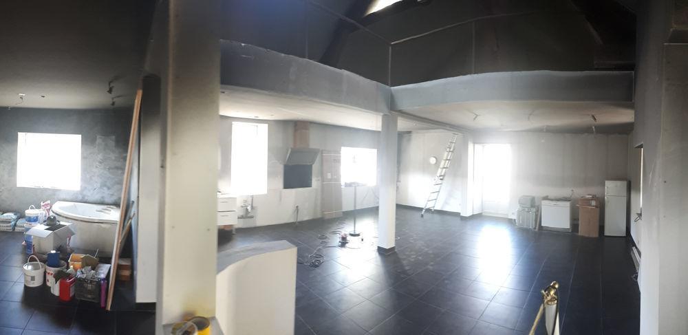 Vente Loft A saisir plateau à aménager type loft en duplex  à Virieu le grand