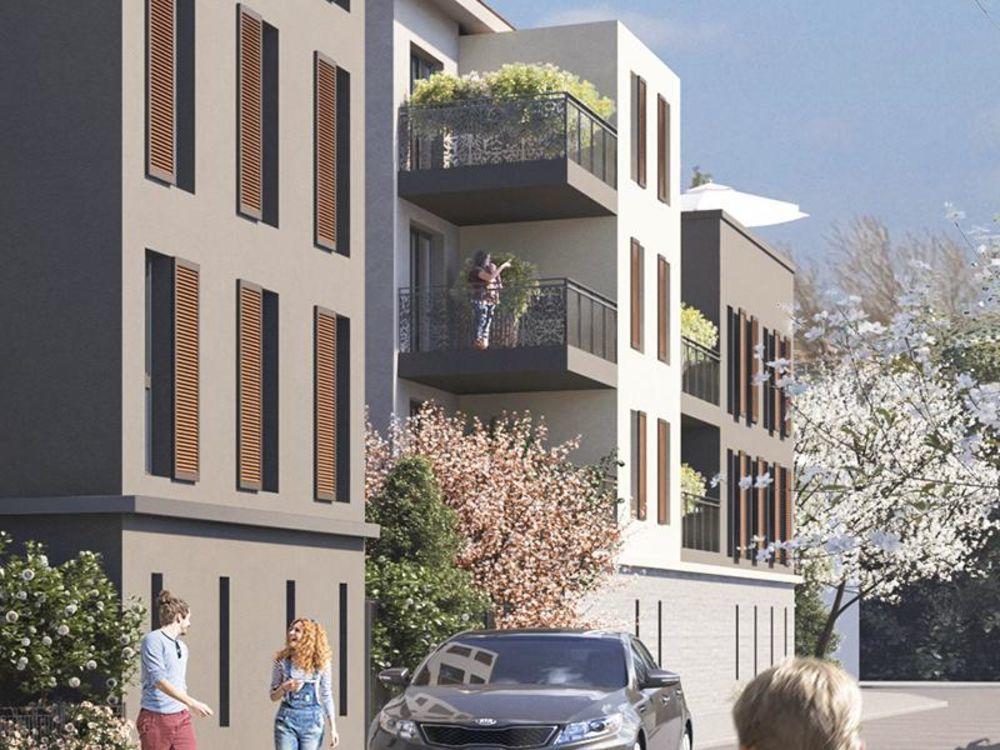 Vente Appartement Appartement T4 avec Balcon  à Vaulx en velin