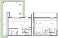 Villa mitoyenne 3p de 68,65 m2 avec jardin 276580 Beynost (01700)