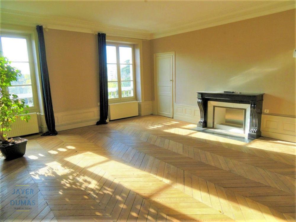 Vente Appartement CHALON-SUR-SAONE - Centre - Bel appartement ancien  à Chalon sur saone