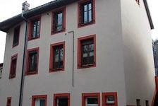 Vente Duplex/triplex Plainfaing (88230)