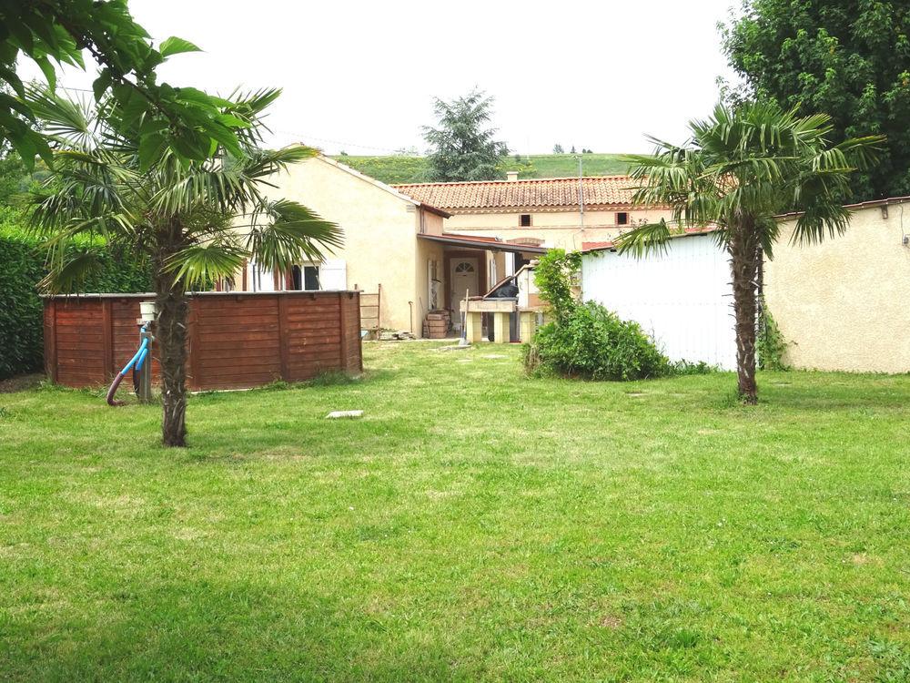 Vente Maison Maison ancienne rénovée sur 1500m2 de terrain  à Albi