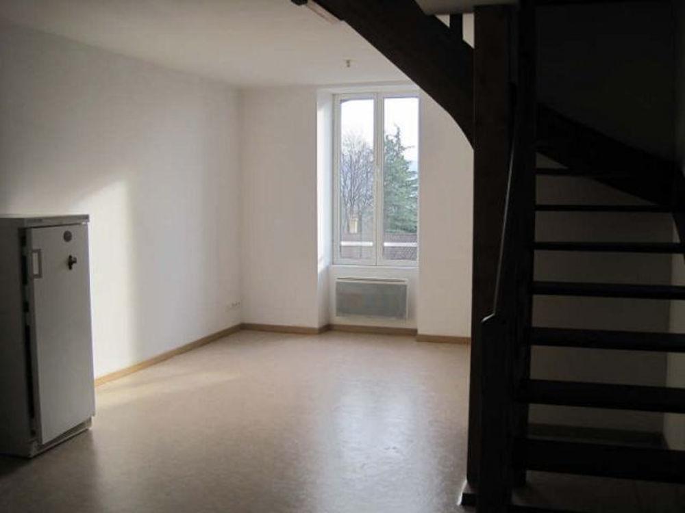 Location Appartement   à Chateauneuf de galaure