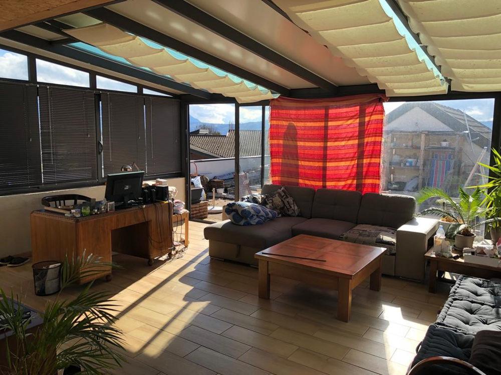 Vente Appartement Type 4 avec grande terrasse  à Fillinges
