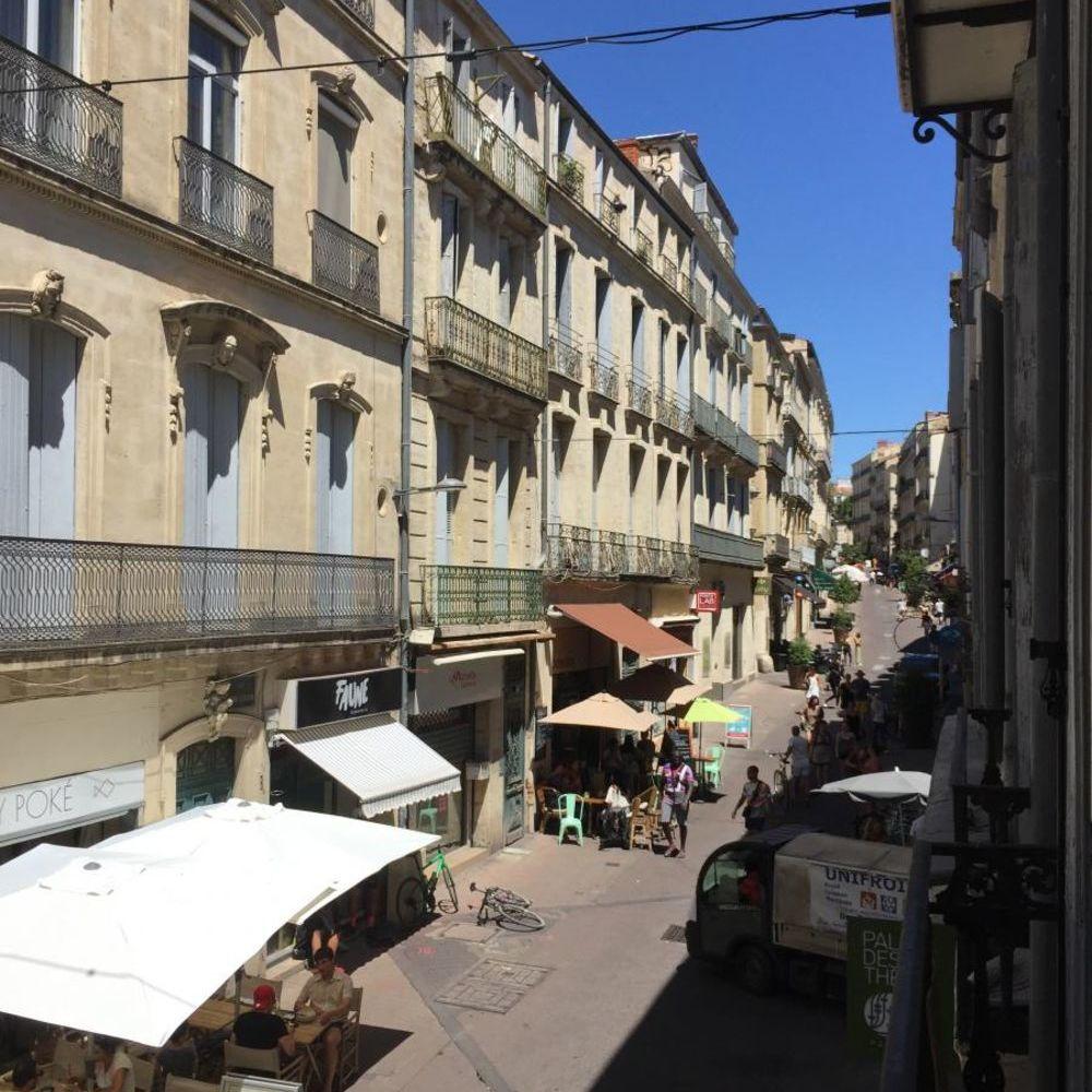 Vente Appartement MONTPELLIER COEUR DE VILLE - T3 AVEC CAVE  à Montpellier