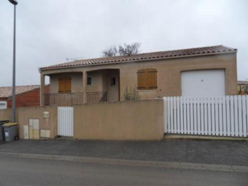 Location Maison Villa T4 MONTREDON CARCASSONNE  à Carcassonne