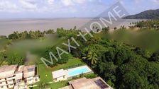 T1 très haut standing. Résidence avec régisseur, piscine, accès direct à la plage. 126000 Cayenne (97300)