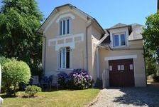 Belle et confortable maison avec séjour, cuisine dînatoire, trois chambres, deux salles de bain, deux WC, garage, terrain. 104500 La Croisille-sur-Briance (87130)