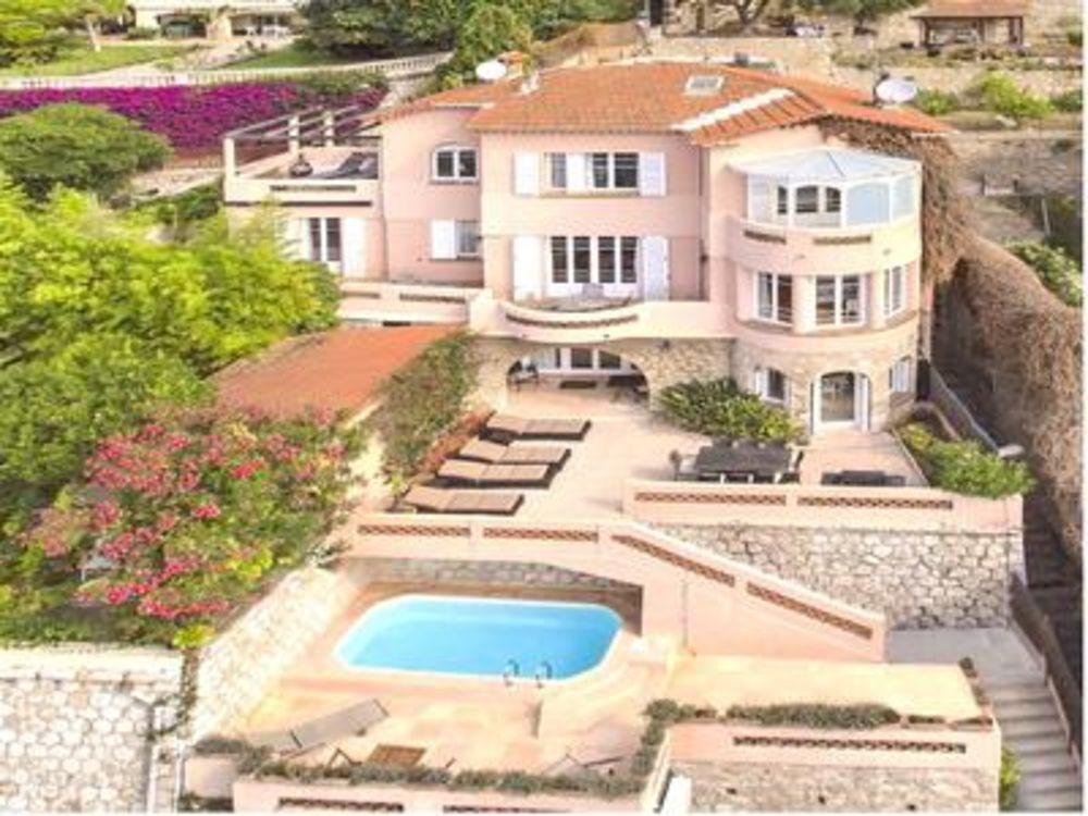 Vente Maison Magnifique villa avec vue mer à pied des plages. Villefranche-sur-Mer  à Villefranche