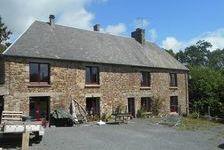 Jolie maison en pierre 137 m2 et 5 pièces sur un terrain clos 3960 m2 situé au calme sans vis-à-vis 162000 Cerisy-la-Salle (50210)