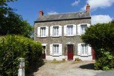 Une maison indépendante, en pierre, 3 chambres, garage, jardin et parking.10minutes à pied de La Haye du Puits, 10 minutes de la 106700 La Haye-du-Puits (50250)