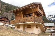 Très bien situé - Chalet T5 - en face des pistes de ski et des remontées mécaniques du Linga - Situation ensoleillée - Vue sur l 630000 Châtel (74390)