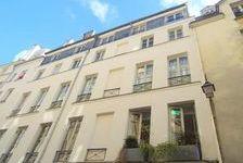 Paris 75003 - Beaubourg/Le Marais, un appartement avec commercialité (Hébergement hôtelier) de 55m2 LC séparé en 2 appartements 800000