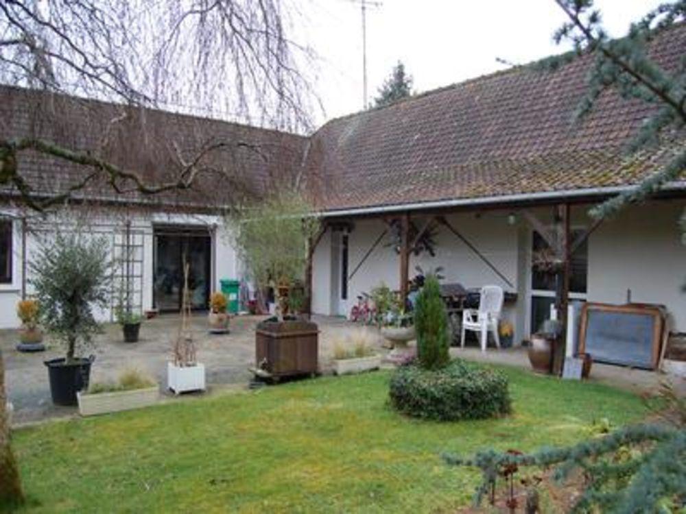 Vente Maison Jolie longère de trois chambres à la campagne  à Hesdin