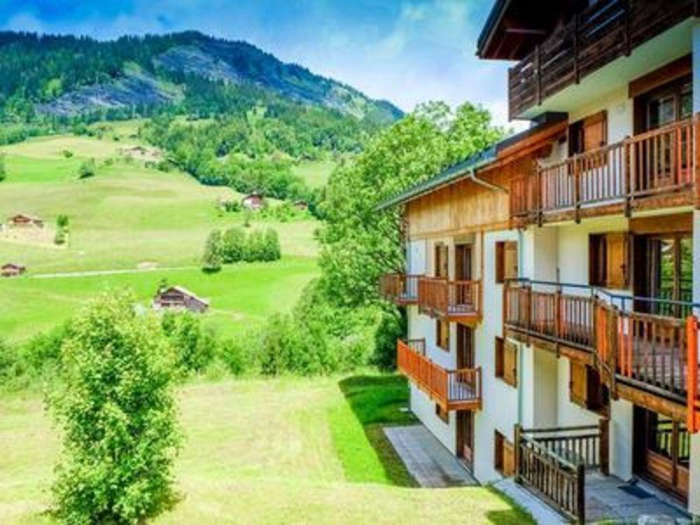 Vente Appartement Appartement de ski, 2 chambres avec Bail Commercial, à 50m du télésiège Espace Diamant, à proximité de Flumet, piscine  à Flumet
