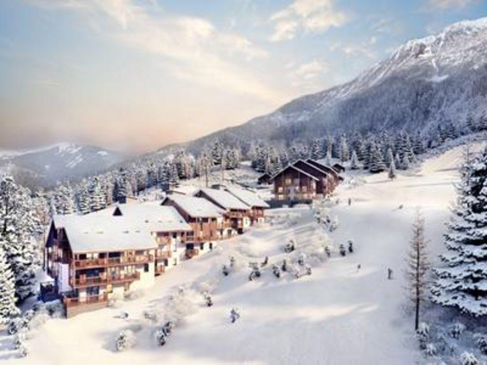 Vente Appartement Nouveau appartement de ski avec une chambre, SDE, cusine/sejour, grande terrasse, parking,  casier de ski à VALMOREL (73260) - S  à Valmorel