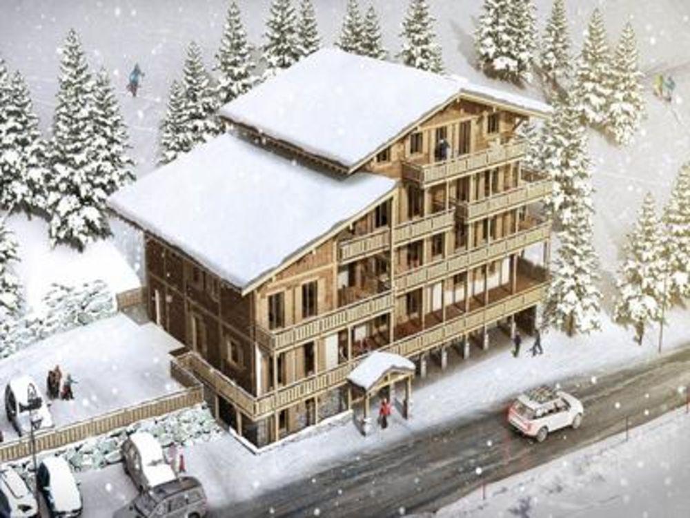 Vente Appartement Etage 2 grande appartement de 127 M² au pied des pistes située dans la station de ski de Salins Sorlin d'Arves - luxe cuisine in  à Saint sorlin d arves