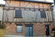 Jolie maison de village au coeur d'un village avec un potentiel commercial. 119900 Cazes-Mondenard (82110)