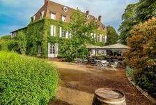 Exceptionnel ! Château du XVIIième siècle, aménagé en hotel de luxe de 1450 m2, implanté dans un magnifique parc de 23 000 m2 av 2350000