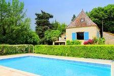 Très belle maison avec 3 chambres, maison d'amis avec 2 chambres, piscine et vues de la campagne. 318000 Catus (46150)