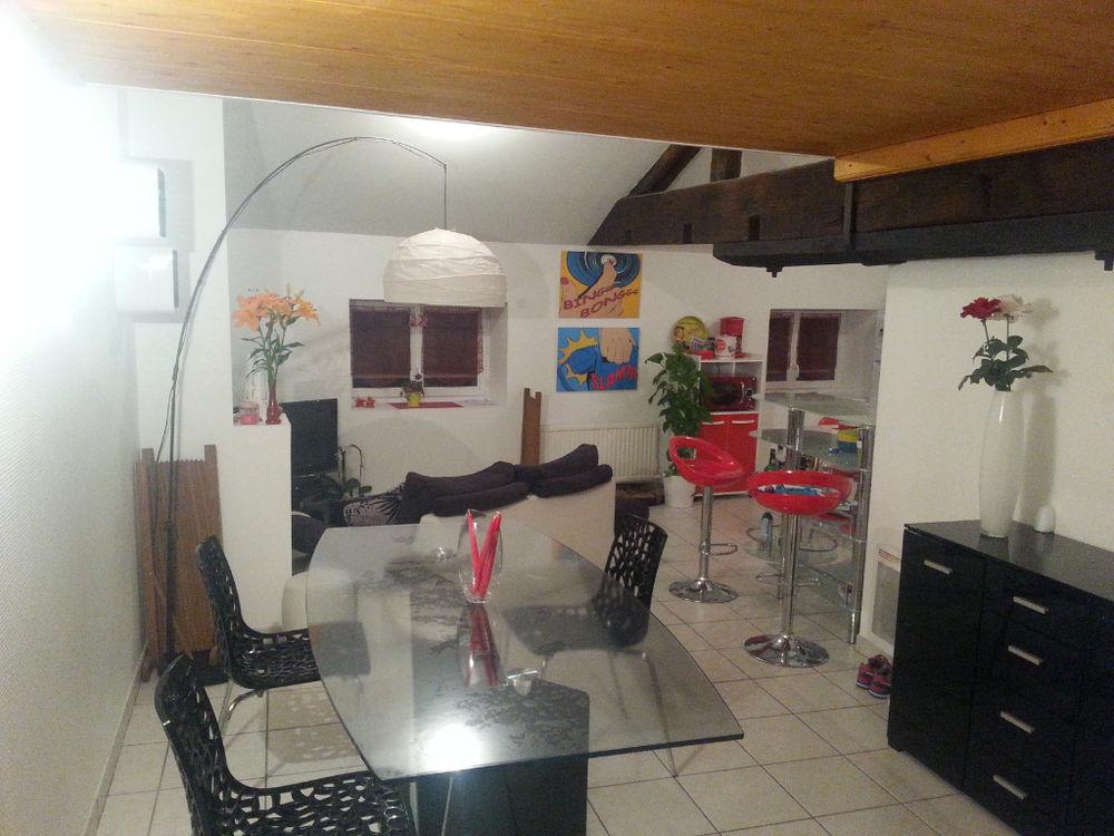 Location Appartement Appartement Montrevel En Bresse 3 pièce(s) 62.48 m2  à Montrevel en bresse