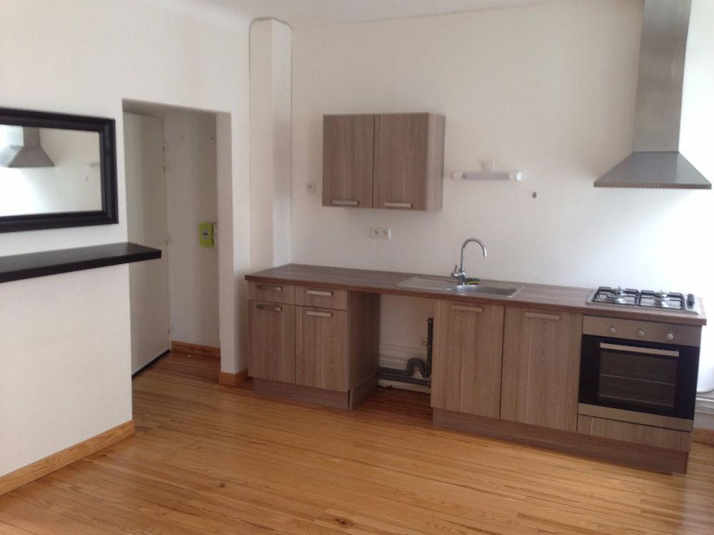 Location Appartement NANCY - Appartement F3  en duplex (Pepinière)  à Nancy