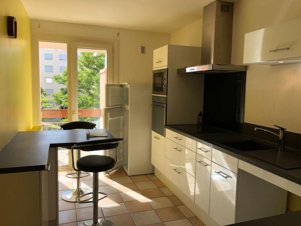Location Appartement Appartement Bourg En Bresse 4 pièce(s) (GARE)  à Bourg en bresse