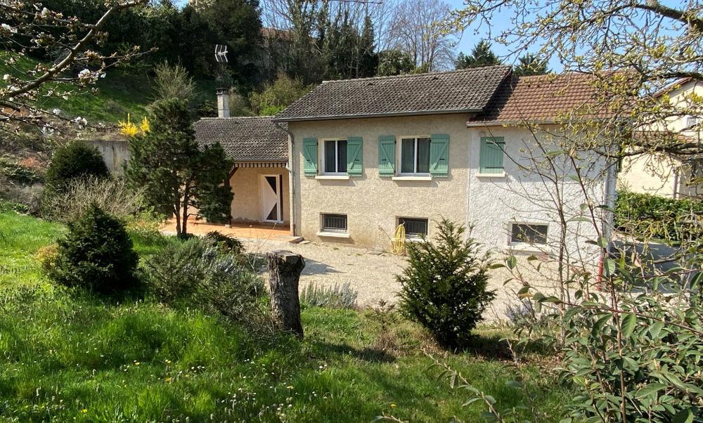 Vente Maison Maison familiale 177 m² 5 chambres 2500 M² de terrai  à Vienne