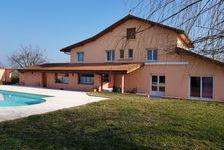 Maison 7 pièces sur terrain 1420 m² avec piscine 330000 Viriat (01440)