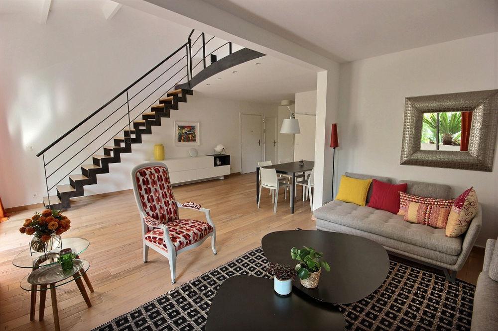 Vente Appartement 13009 Quartier Mazargues - Duplex T3-4 ROCHE BELLE Marseille 9