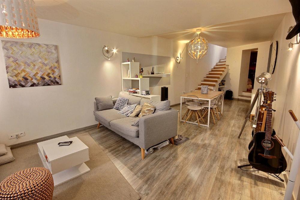 Vente Appartement MAISON DE VILLAGE MARSEILLE 11 - 3 pièce(s) - 82 m2 (11ième) Marseille 11