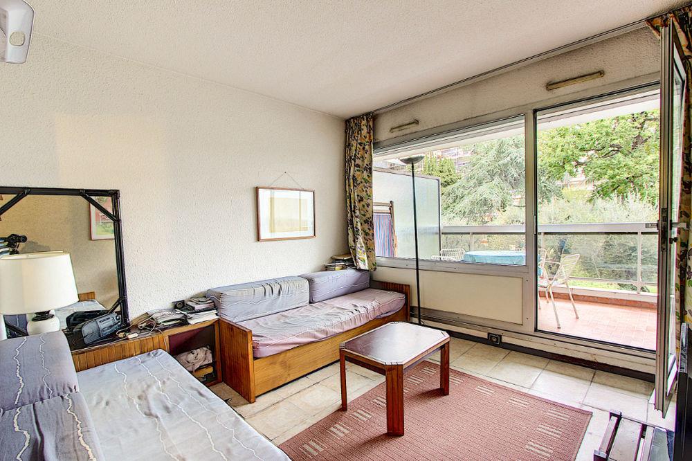 Vente Appartement Studio cabine dans résidence standing  à Juan les pins