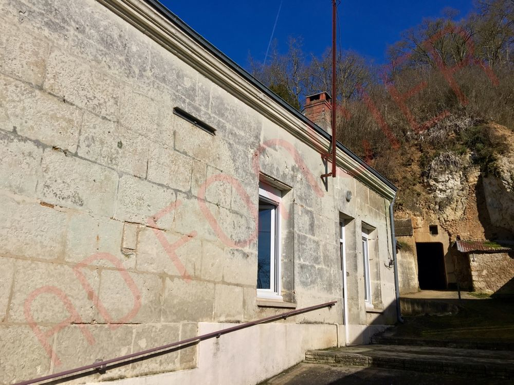 Vente Maison Maison en pierre de Tuffeau, située à Montoire dans un environne  à Montoire sur le loir