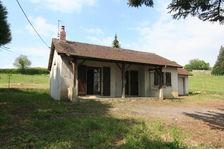 Une maison de plain pied avec belle vue 55500 Fléty (58170)