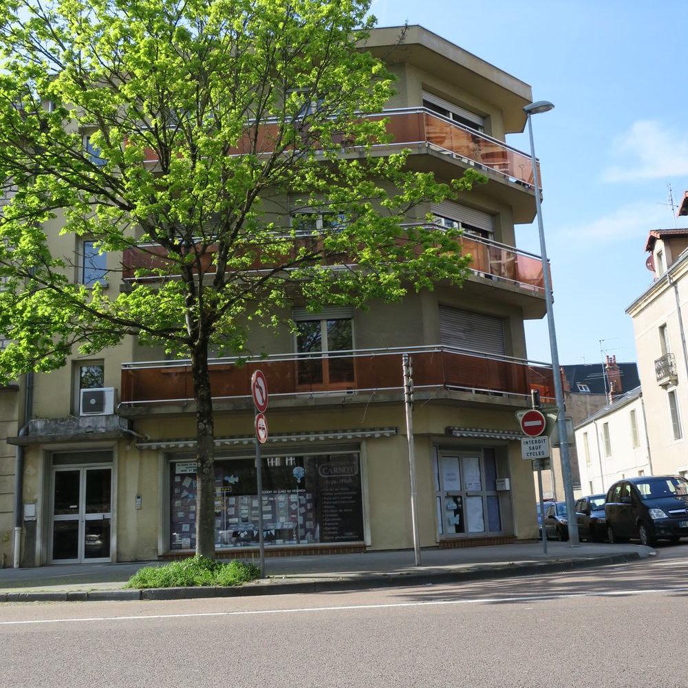 Vente Immeuble IMMEUBLE PROX CENTRE VILLE  à Dijon