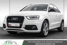 Audi Q3 2.0 TFSI 170 ch / S tronic 7 2014 occasion Beaupuy 31850