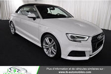 Audi A3 1.5 TFSI CoD 150 S tronic 7 S Line 2019 occasion Beaupuy 31850