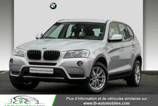 BMW X3 xDrive 20d 184 ch 2014 occasion Beaupuy 31850