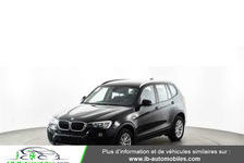 BMW X3 xDrive 20d 190 ch 2014 occasion Beaupuy 31850